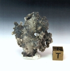 "Fulgurite Lightning Sand ""Exotic Tree"""