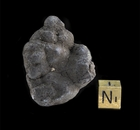 Manganese Nodule Pacific Ocean Floor - New!