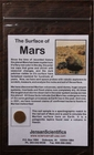 Mars! Soil Dot Analog