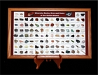 Minerals, Rocks, Ores and Gems of the U.S. - 102 pieces