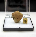 Rare Red Trinitite for Sale - Sold!