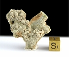 Rare Green Red Trinitite - New!