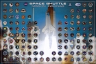 Space Shuttle Missions Poster