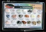 The Periodic Table in Minerals Collection