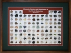 WORLD Minerals, Rocks and Gems Collection