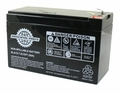 12 Volt 7.0 Amp Sealed Lead Acid Battery(104-4)