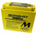 12Volt 20ah MotoBatt Quadflex Battery  (104-38)