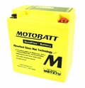 12v 8ah MotoBatt Quadflex Battery  (104-40)