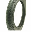 16x3.00 Treaded Tire - Qind Brand  (154-75)