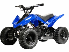 MotoTec 350 Watt 24 Volt Kids Electric ATV -  Quad (MT-ATV)