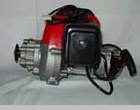 49cc Gas Scooter Engine Complete With Electric Starter
