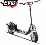 50cc Evo RX  Big Gas Scooter Powerboard