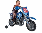 6V Febercross SXC Dirt Bike