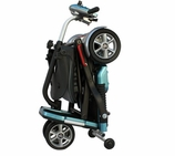 TranSport - Folding Travel Mobility Scooter by EV-Rider