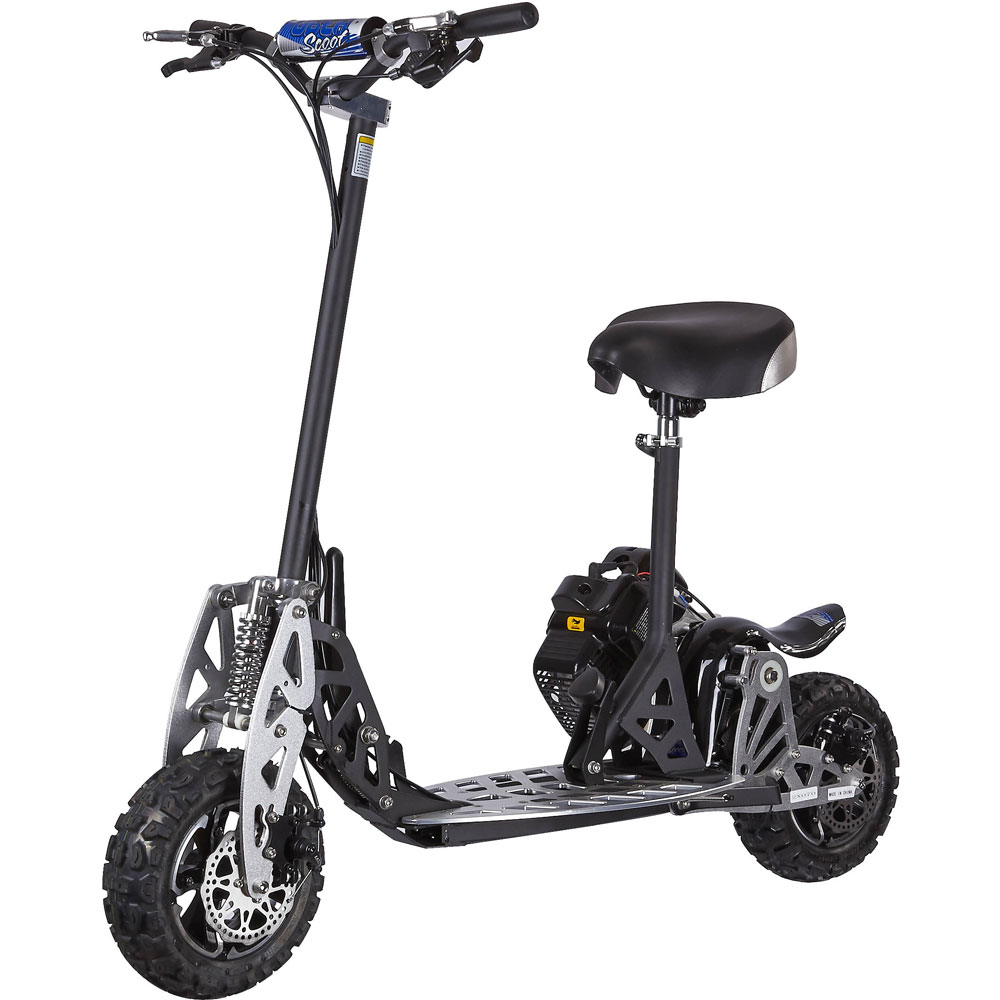 Uberscoot 2x Evo 50cc Gas Powered Scooter Epa Approved 2