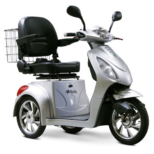 500 Watt 48 Volt 3 Wheel Electric Mobility Scooter Ems 36