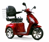 EW-36 3 Wheel Electric Mobility Scooter / Bike 500 Watt