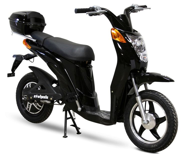 500 Watt 48v Electric Assisted Bike Moped Scooter Model Ew 500