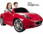 Feber Ferrari California 12v Kids Ride-on Car