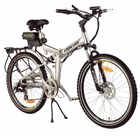 Folding Electric Bicycle - 300W Lithium Power Assisted Mountain Bike ( XB-310Li)