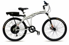 Genesis 500 Sleek 36 Volt 500 Watt Motor Genesis Electric Folding Bicycle