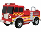 Kalee Kids Ride-On Fire Truck 12v Red