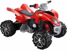 Kids Electric 12 Volt  2-Speed ATV / Quad by Mini Motos