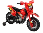Mini Motos Kids Ride-on Dirt Bike 6v Red