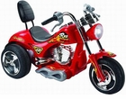 Mini Motos Red Hawk Motorcycle 12V (MM-GB5008)
