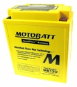 12v 12ah MotoBatt Quadflex Battery  (104-34)