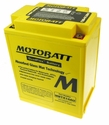 12Volt 14ah MotoBatt Quadflex Battery  (104-36)
