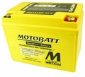 12v 4ah MotoBatt Quadflex Battery  (104-26)