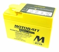 12volt 4ah MotoBatt Quadflex Battery  (104-32)