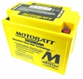 12Volt 12ah MotoBatt Quadflex Battery  (104-35)