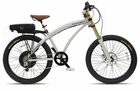 Outlaw SE Powerhouse 48 Volt 750 Watt Motor Off-Road Electric Bike