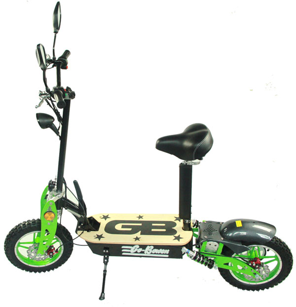 1000 Watt 48 Volt Electric Powered Scooter Powerboard