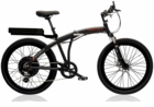 Phantom X/X2 500 Watt 36V 7 Speed Folding  Electric  Bike