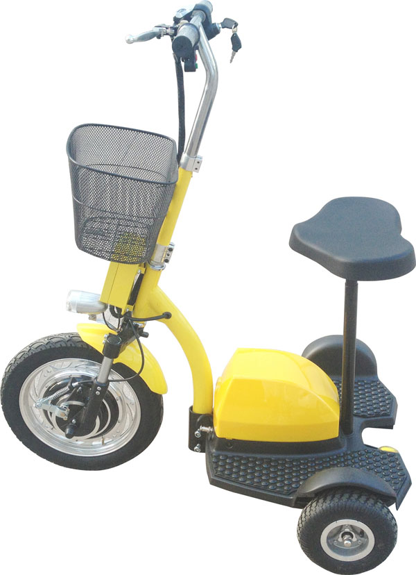 Q33 Stand Amp Ride 3 Wheel Electric Mobility Scooter W