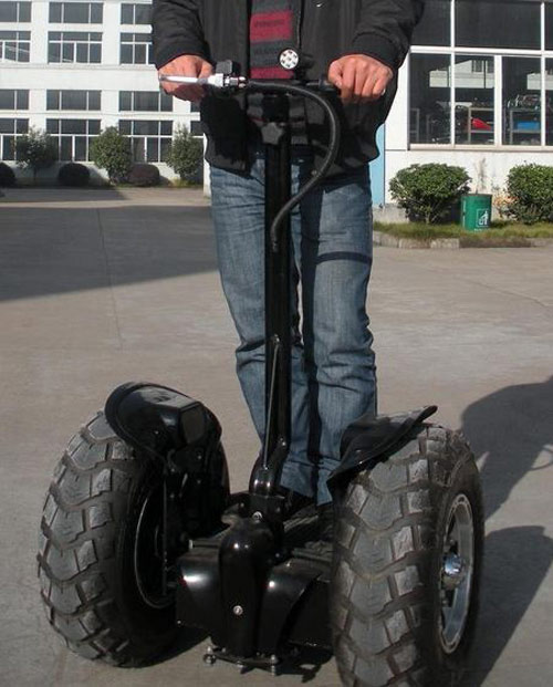 Q4 Chariot Stand Amp Ride 4 Wheel Electric Personal
