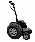 Q4 Chariot - 4 Wheel Stand N Ride Electric Personal Transporter