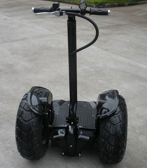 Razor Electric Scooter >> Q4 Chariot - Stand N Ride 4 Wheel Electric Personal Transport Scooter
