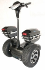 Q5 Chariot - 4 Wheel Stand N Ride Electric Personal Transporter
