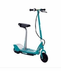 Razor E200S Seated Electric Scooter-Teal