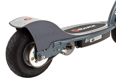 how to put a motor on a razor scooter