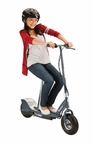 Razor E300S Seated Electric Scooter - Gray