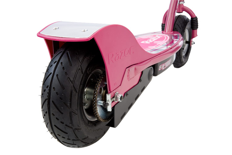 Razor E300s 24v Electric Scooter With Seat 300 Watt Electric Powered Motor Sweet Pea
