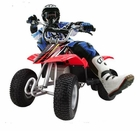 Razor Electric Dirt Quad - 4 Wheeled 350 Watts Electric ATV
