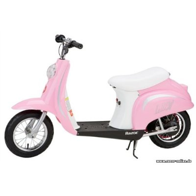 Razor Pocket Mod Bella 24v Electric Girl Scooter Pink