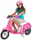 Razor Pocket Mod - Kids Electric Scooter- Sweet Pea