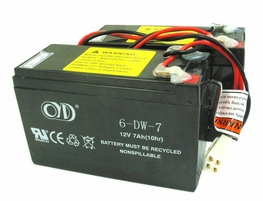 Razor 24V 7AH Scooter Battery for E200 and E300 Scooters (119-25)